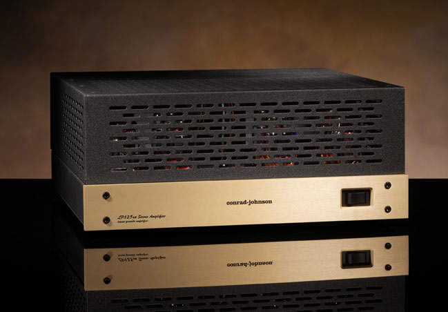 LP125sa Vacuum-Tube Stereo Power Amplifier and LP260 Vacuum-Tube Mono Power Amplifier